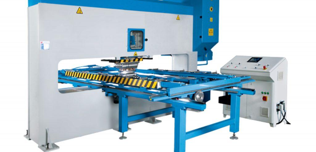 Hole Punching Perforation Press - AtroMak