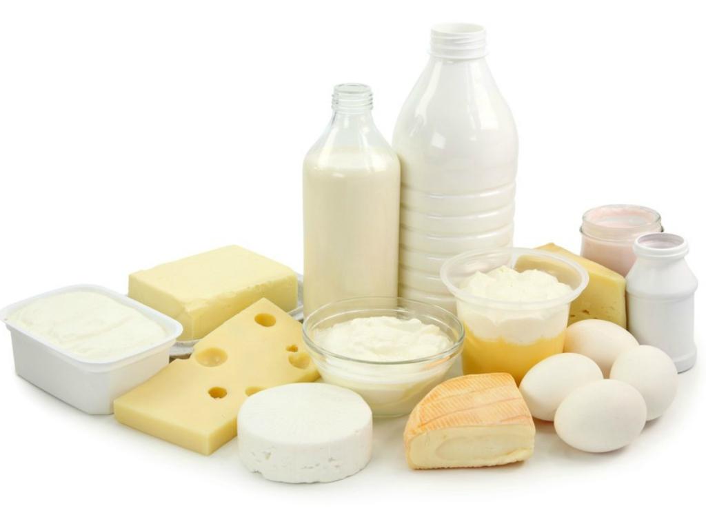 Complete Milk Processing Line
