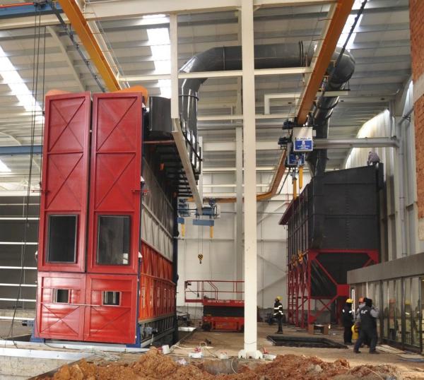 Hot Dip Galvanizing Factory
