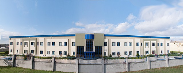 Atromak factory building